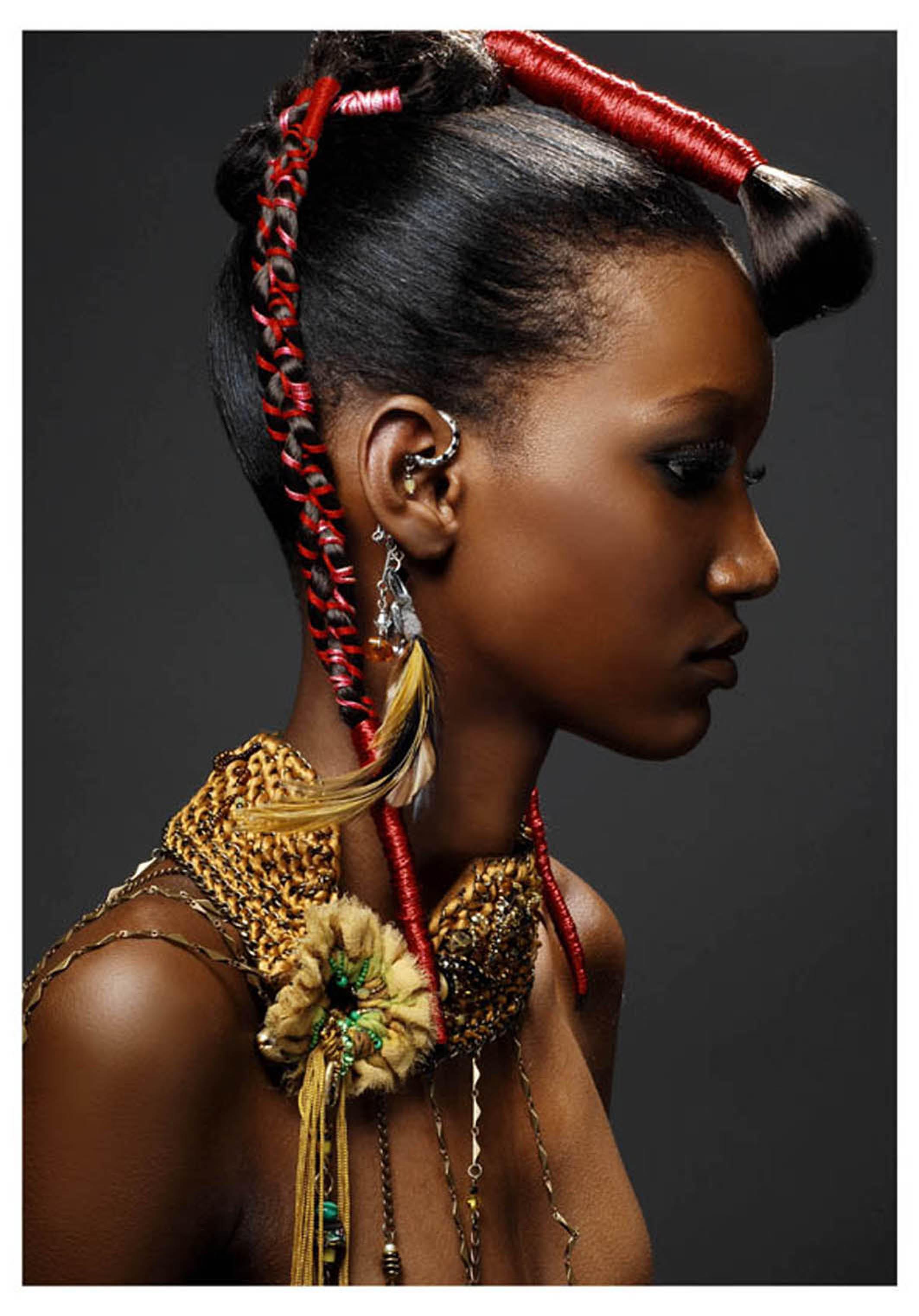 African Beauty | newgarde