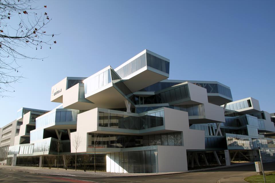 ... Allschwil, Switzerland by Swiss architecture office Herzog & de Meuron