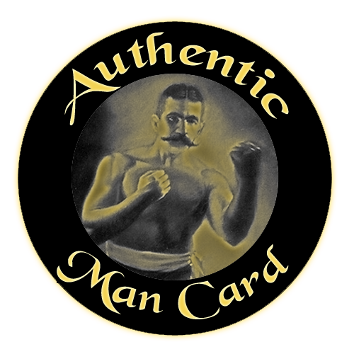 image relating to Printable Man Card referred to as Spin Area Legitimate Person Card - Printable Model