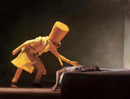 Painter: Gottfried Helnwein